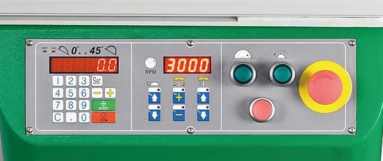 bảng điều khiển máy Joway