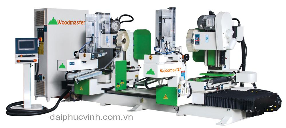 máy làm mộng CNC 2 đầu